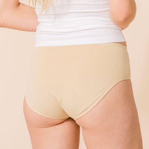 June Period Underwear - Beige