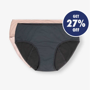 June Period Underwear - 2 Pack