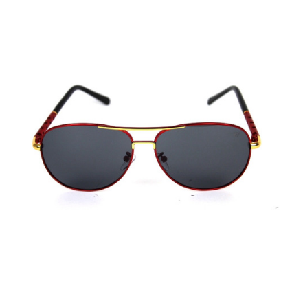 PRIMED - Red - Akquired Sunglasses