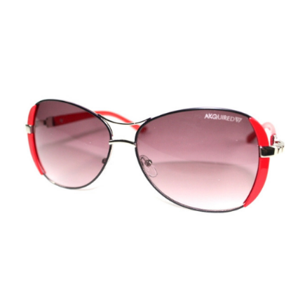 GAIA - RED - Akquired Sunglasses