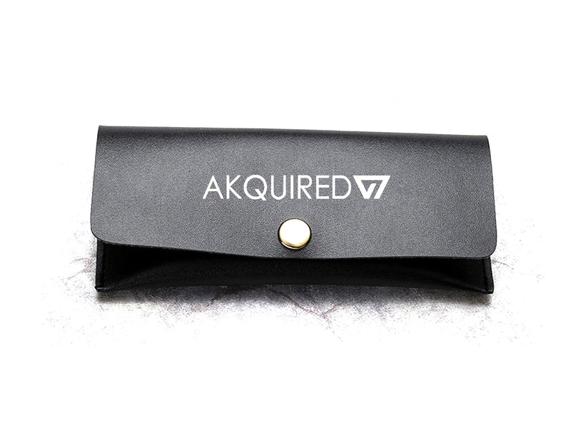 AKQUIRED SOFT SUNGLASS CASE - Akquired Sunglasses