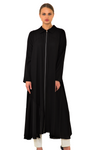 Loose Fitted Short Abaya