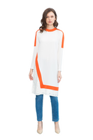 Crew Neck Dress Tunic