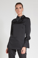 Turndown Collar Tunic