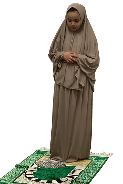 Sultana Halima Teen Prayer Outfit