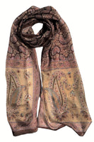 100% Hand Made Silk Scarf