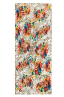 Luxurious Multicolored Flower Print