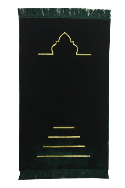 Velvet Islamic Prayer Mat