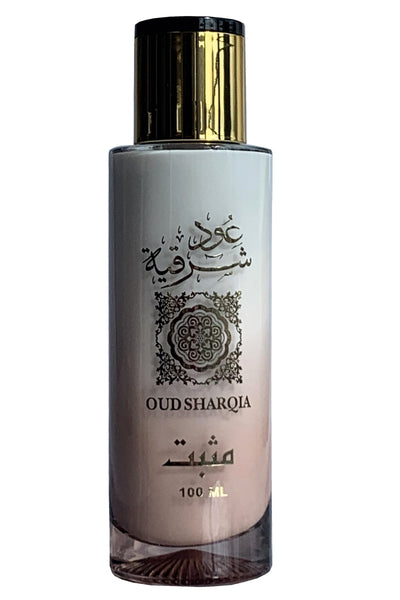 Oud Sharqia Perfumed Milky Spray