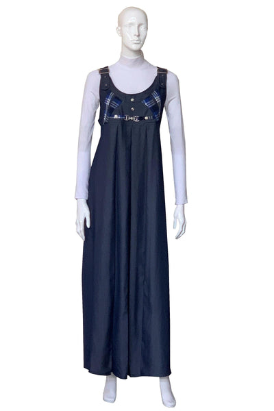 Fun Maxi Denim Dress