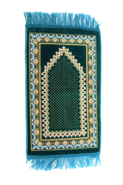Kids Turkish Islamic Prayer Mat