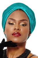Luxury Magic Velvet Turban