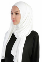 Instant Pin Less Scarf Hijab