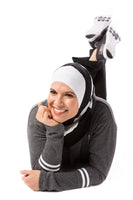 Muslim Fitness Sports Hijab for Women and Girls