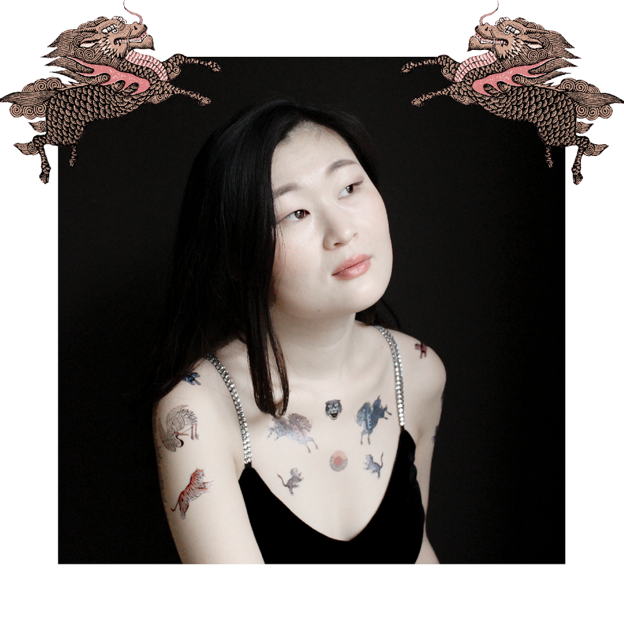 Lovely japan Tattoos - Tattoo Kapris
