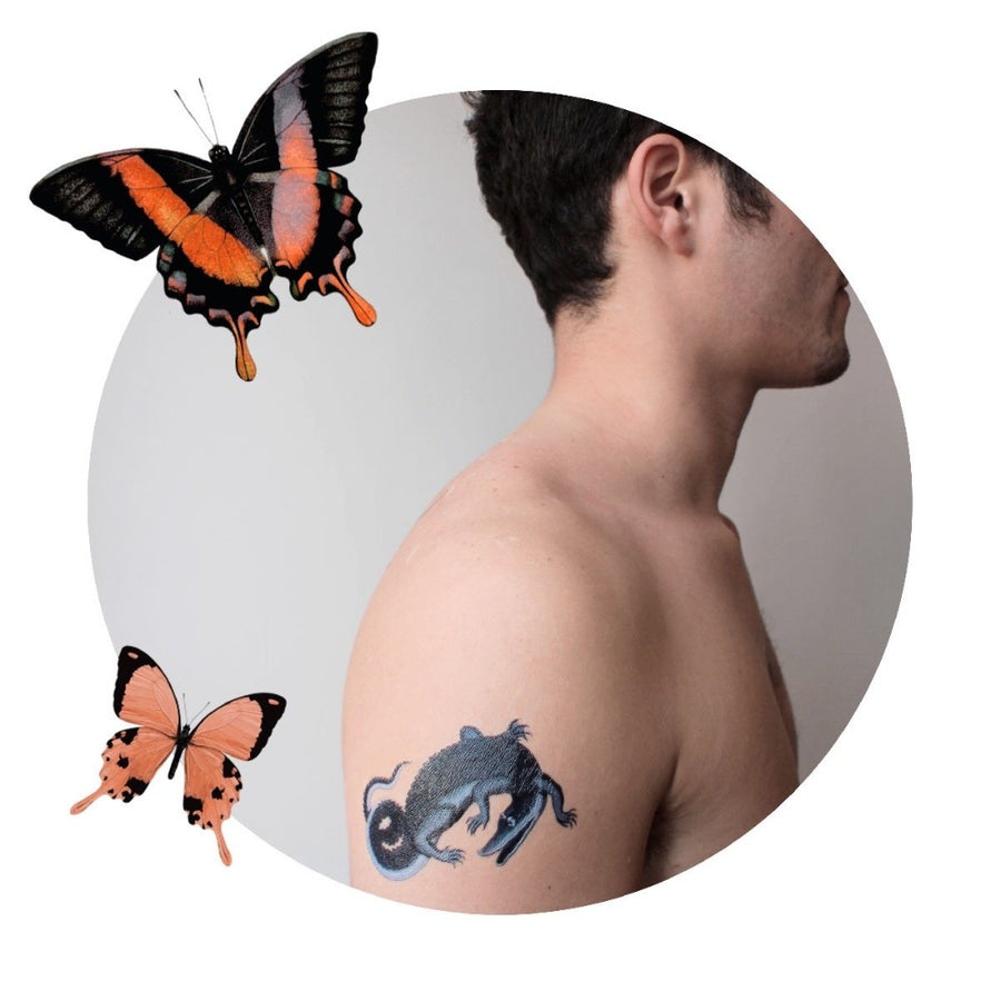 Wild friends Tattoos - Tattoo Kapris