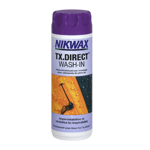 TX-DIRECT WASH-IN de Nikwax - Pagaie Québec