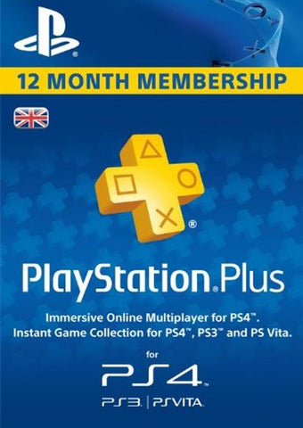 PlayStation Network Plus 365 Day