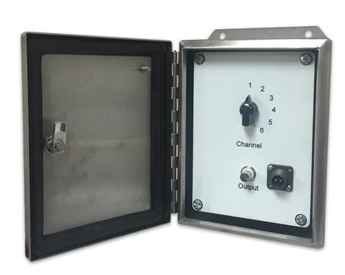 Switchable BNC Junction Box