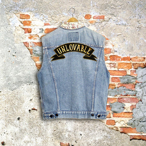 Unlovable LEVIS Denim Vest