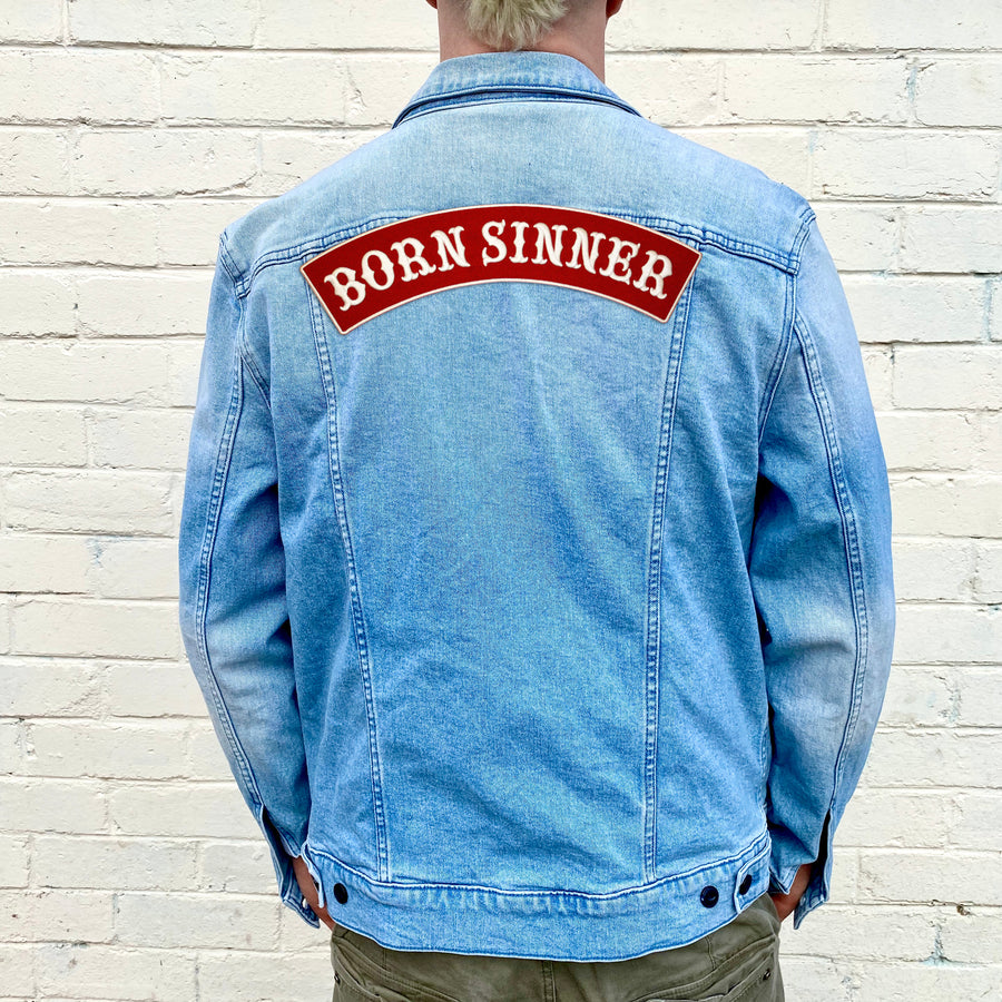 LEE LIGHT DENIM JACKET