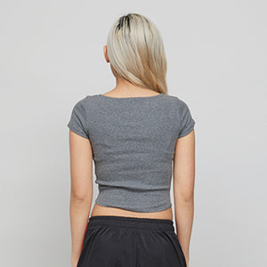 Marle Unlovable Crop Top