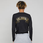 Unlovable Long Sleeve BLACK