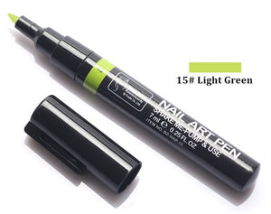 Two-way Acrylic Paint Pen -16 Colors to choose from