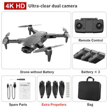 Load image into Gallery viewer, New L900 Pro 4K HD Dual Camera with GPS 5G WIFI FPV