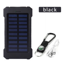 Load image into Gallery viewer, Portable Solar Powered Charger