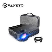 Load image into Gallery viewer, VANKYO Leisure 3 Mini Projector 1920*1080P Supported 170'' Portable Projector For Home