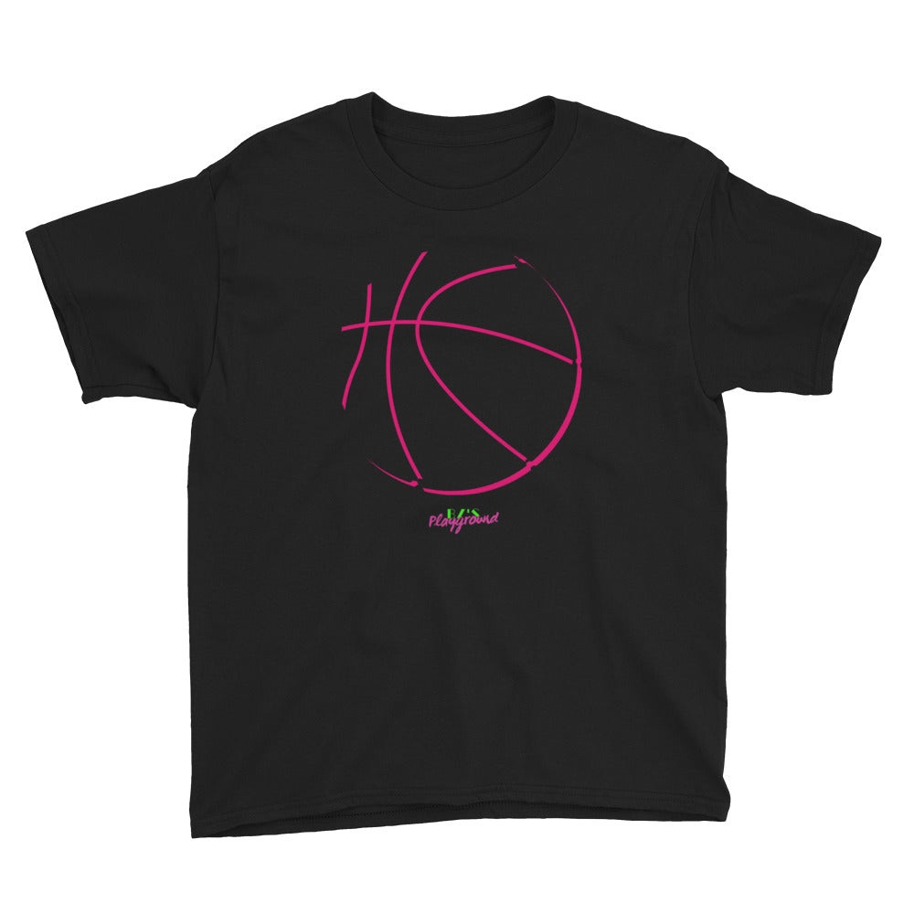Basketball TEE from BZ's Playground