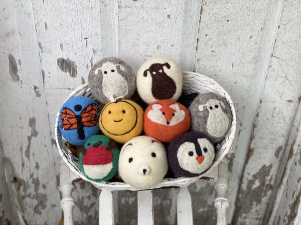 DRYER BALLS ADULTS Simply Merino Clothing Co