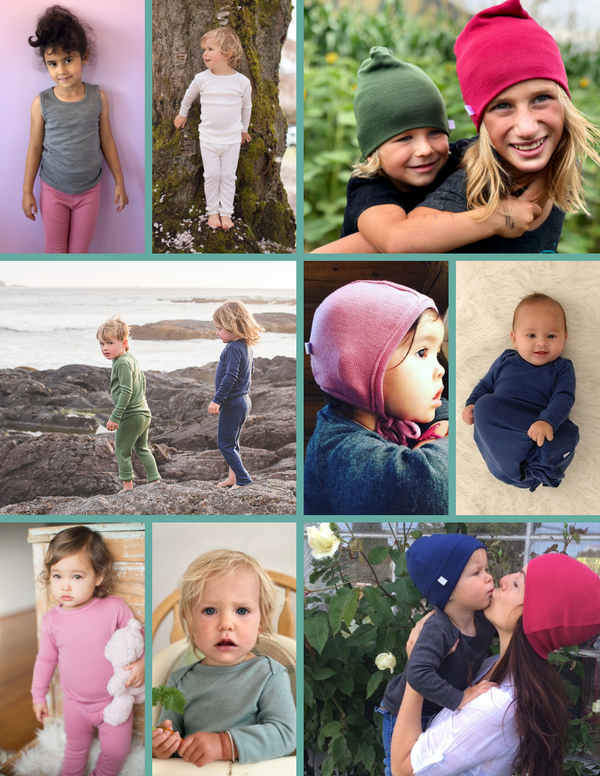 Gift Card CHILDREN UP TO AGE 12 SimplyMerino