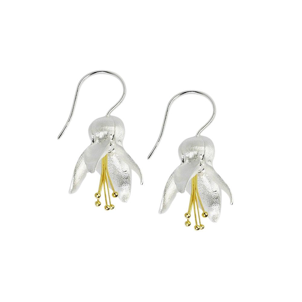 Lily Blossom Earrings