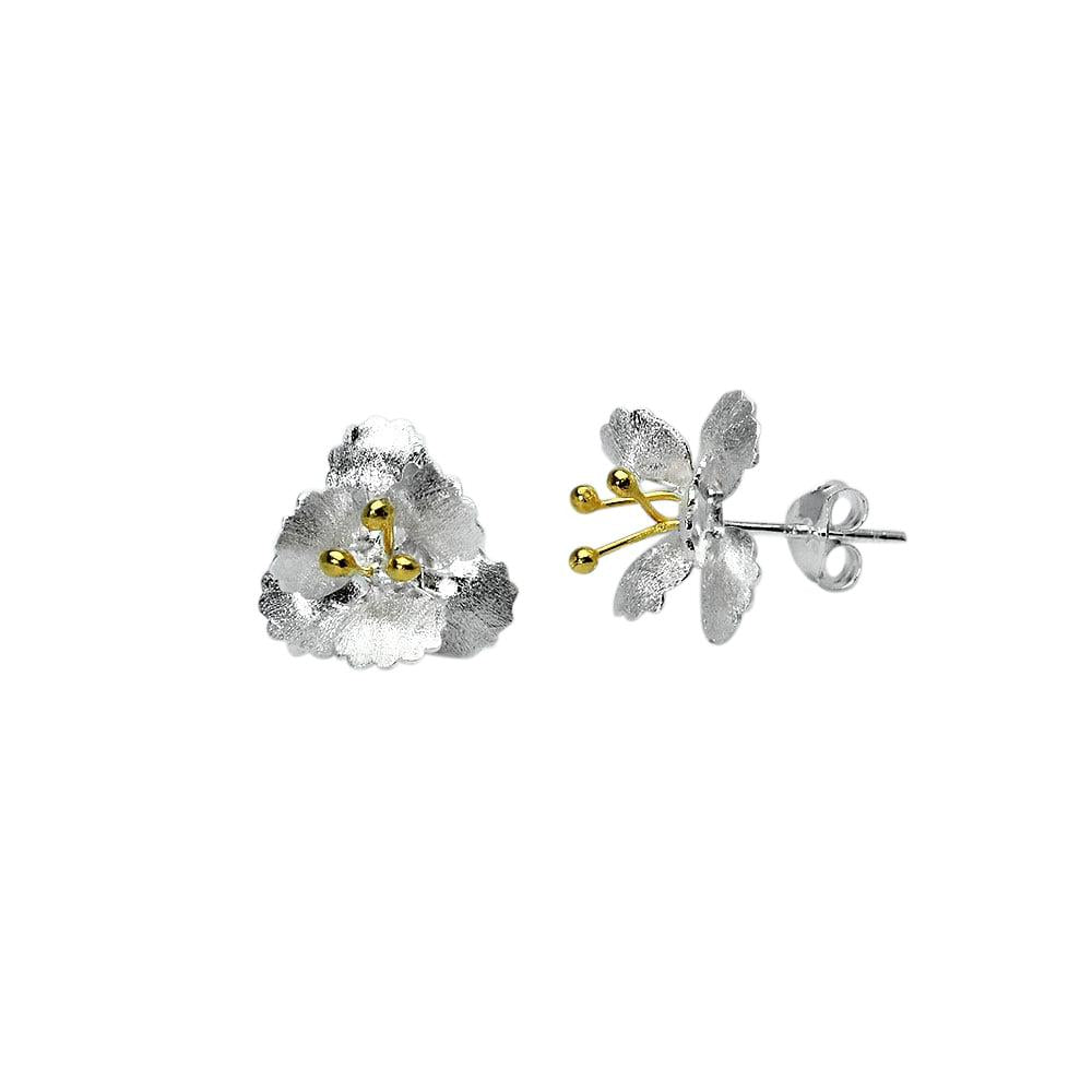 Flower in The Garden Earrings