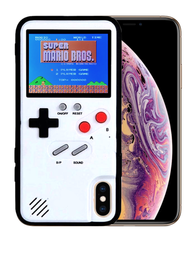 Coque Gameboy™ (36 Jeux inclus)