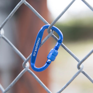Maxpack Screw-Lock Carabiner