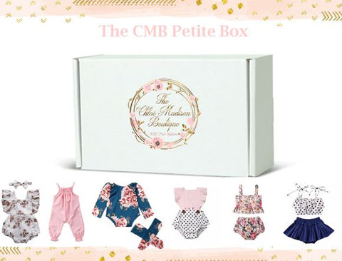 CMB Petite Box -Spring/Summer