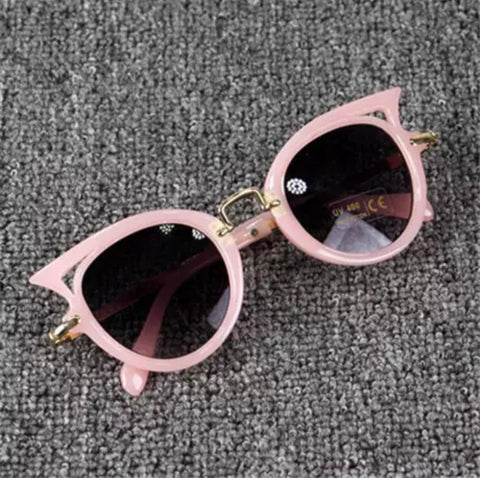 Cairo Sunglasses in Baby Pink