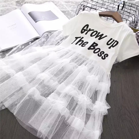 Georgetown Tutu T-shirt Dress