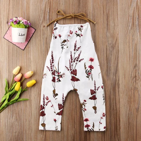 Sussex Floral Romper