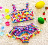 Kuwait 2 Piece Swimsuit