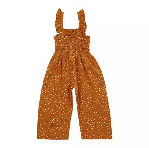 Antigua Polka Dot Jumpsuit