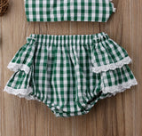 Dublin Gingham Set