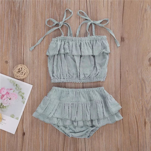Montenegro 2 Piece Set in Sage