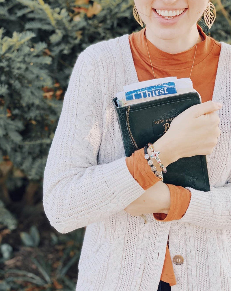 A Challenge to Boldly Wear My Faith