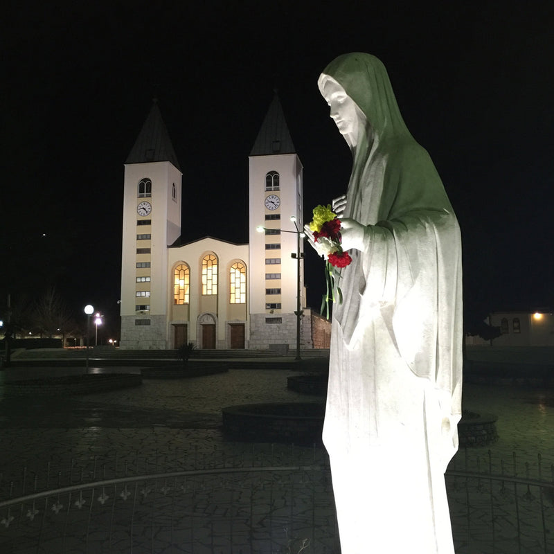 Adore My Son With Me - Our Lady of Medjugorje