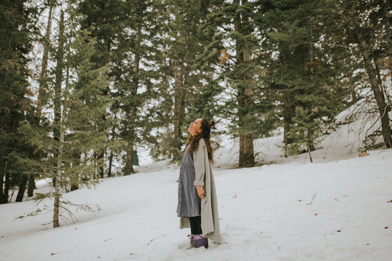 Madi Myers, hearing God in the snow, Cook/Photographer, Storyteller, Missionary