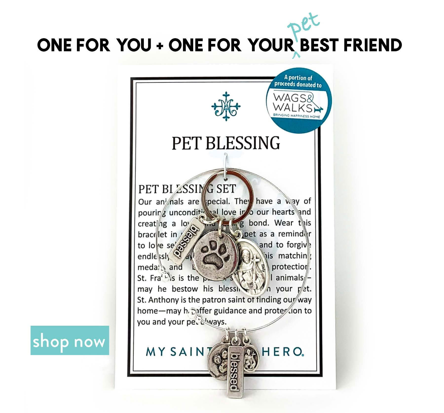 Shop Pet Blessing Set
